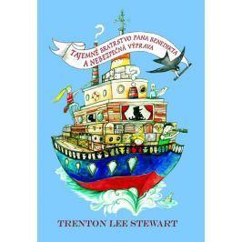 Stewart Trenton Lee: Tajemné bratrstvo pana Benedikta (2) a nebezpečná výprava