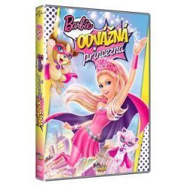 Barbie: Odvážná princezna   - DVD