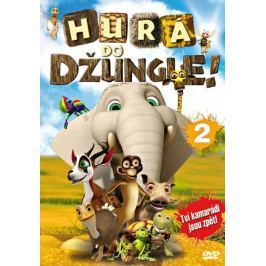 Hurá do džungle 2   - DVD
