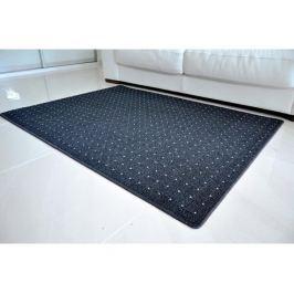Kusový koberec Udinese antracit 80x150 cm
