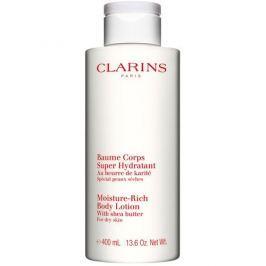 Clarins Hydratační tělové mléko pro suchou pokožku (Moisture Rich Body Lotion) (Objem 200 ml)