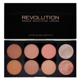 Makeup Revolution Paletka tvářenek (Ultra Blush and Contour) (Odstín Hot Spice)