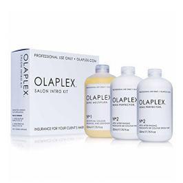Olaplex Sada pro barvené nebo chemicky ošetřené vlasy (Salon Intro Kit) 3 x 525 ml
