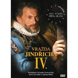 Vražda Jindřicha IV.   - DVD