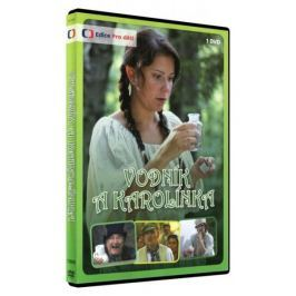 Vodník a Karolínka   - DVD