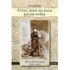 Zheutlin Peter: První žena na kole kolem světa - Annie Londonderry 1894-1895