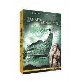 Záhady minulosti (4DVD)   - DVD