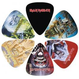 Perris Leathers Iron Maiden Picks II Signature trsátka