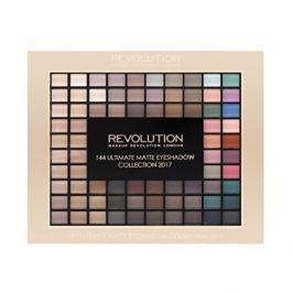Makeup Revolution Paletka 144 matných očních stínů (Ultimate Eye Shadow Matte Palette) 116 g
