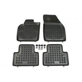 REZAW-PLAST Gumové koberce, sada 4 ks (2x přední, 2x zadní), Volvo S40 II od r. 2003