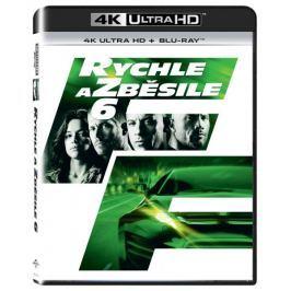Rychle a zběsile 6  (2 disky) - Blu-ray + 4K ULTRA HD