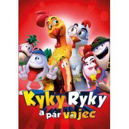Kyky Ryky a pár vajec   - DVD