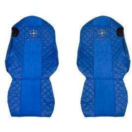F-CORE Potahy na sedadla FX13, modré