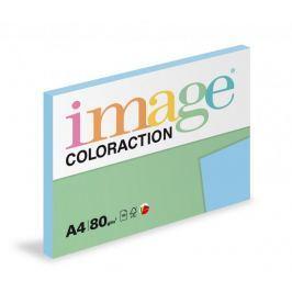 Papír kopírovací Coloraction A4 80 g modrá ledová 100 listů