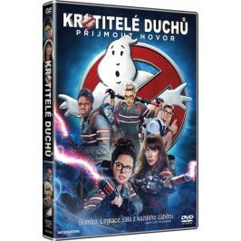 Krotitelé duchů (2016)   - DVD