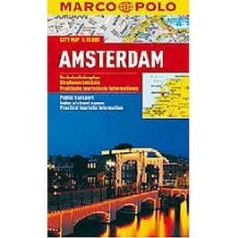 Amsterdam - City Map 1:15000