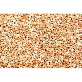 TOPSTONE Kamenný koberec Rosa Corallo Stěna hrubost zrna 4-7mm