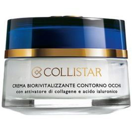 Collistar Revitalizační oční krém (Biorevitalizing Eye Contour Cream) 15 ml