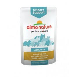 Almo Nature Functional WET Urinary Support - kuře 12 x 70 g