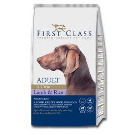 First Class Dog Adult Lamb & Rice 12kg