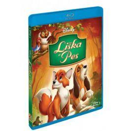 Liška a pes BD    - Blu-ray