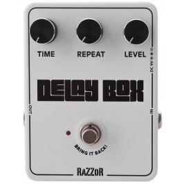 Razzor Delay Box Kytarový efekt