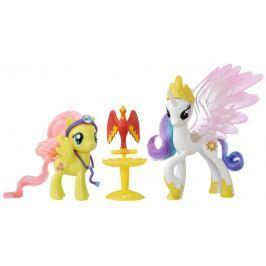 My Little Pony Set dvou poníků sdoplňky Princess Celestia