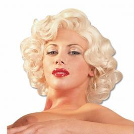 Paruka - Platinová blond