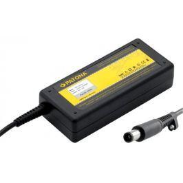 PATONA Napájecí adaptér pro Notebook (HP/7,4x5mm+pin konektor; 65W), černá
