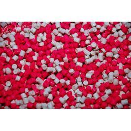 Lk Baits Pelety Duo X-Tra Wild Strawberry/Carp Secret 1 kg, 4 mm