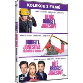 3x Bridget Jonesová (3DVD)   - DVD