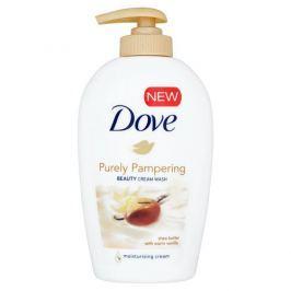 Dove Tekuté mýdlo s bambuckým máslem a vanilkou Purely Pampering (Beauty Cream Wash) (Objem 250 ml)