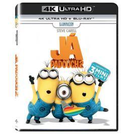 Já, padouch 2  (2 disky) - Blu-ray + 4K ULTRA HD