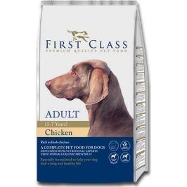 First Class Dog Adult Chicken 12kg