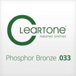 Cleartone Phosphor Bronze .033 Kovová struna pro akustickou kytaru