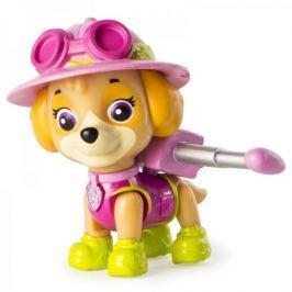 Spin Master Paw Patrol Figurka s příslušenstvím Skye růžová