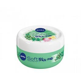 Nivea Svěží hydratační krém Soft Mix Me (Moisturizing Cream I Am The Chilled Oasis One) 100 ml