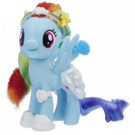 My Little Pony Poník s módními doplňky – Rainbow Dash