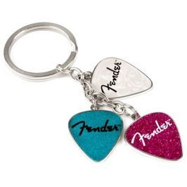 Fender Picks Keychain Klíčenka