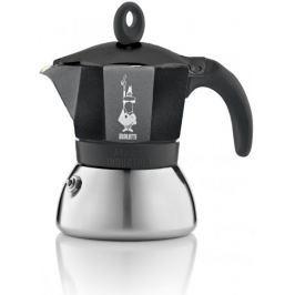 Bialetti Moka kávovar Induction, 6 porcí, černý