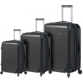 Mia Toro Sada cestovních kufrů M1021/3, černá