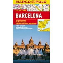 Barcelona - City Map 1:15000