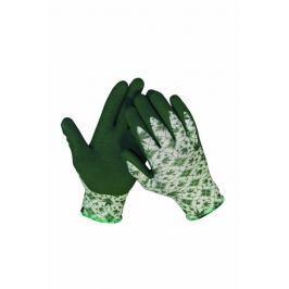 Červa GUILLEMOT rukavice máčené v latexu zelená 9