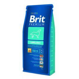 Brit Premium Dog Lamb&Rice 15 kg