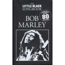 MS The Little Black Songbook: Bob Marley Noty pro kytaru