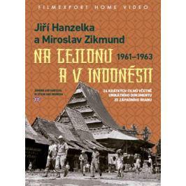 Hanzelka + Zikmund: Na Cejlonu a v Indonésii 1961-1963 (2DVD)   - DVD
