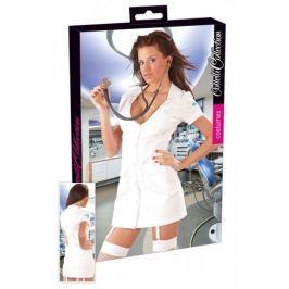 Dámský kostým zdravotní sestra - Krankenschwester set (L)
