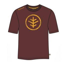 Wychwood Tričko Icon T-Shirt Brick Red XL