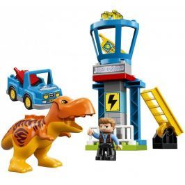 LEGO DUPLO® Jurassic World 10880 T. rex a věž