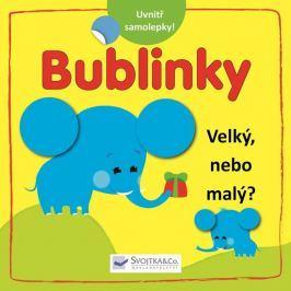 Bublinky - Velký, nebo malý?